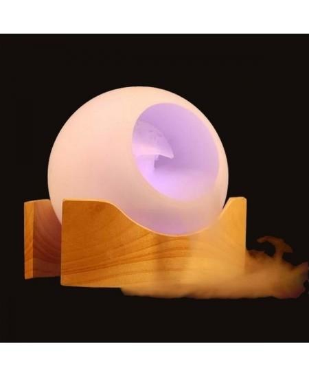 Zen'Arôme - Diffuseur brumisateur d'huiles essentielles BOSTON