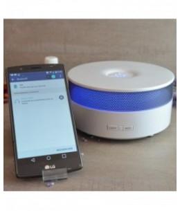 Zen'Arôme - Diffuseur Ultrasonique Enceinte Bluetooth OIA