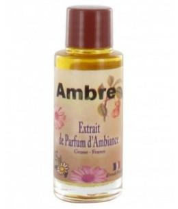 Zen'Arôme - Extrait de parfum d'Ambiance - Ambre - 15 Ml