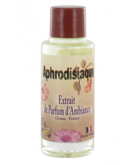 Zen'Arôme - Extrait de parfum d'Ambiance - Aphrodisiaque - 15 Ml