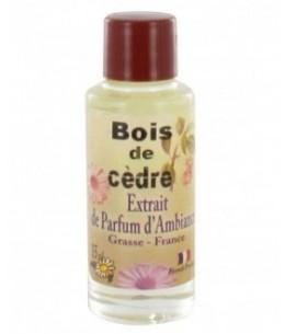 Zen'Arôme - Extrait de parfum d'Ambiance - Bois De Cèdre - 15 Ml