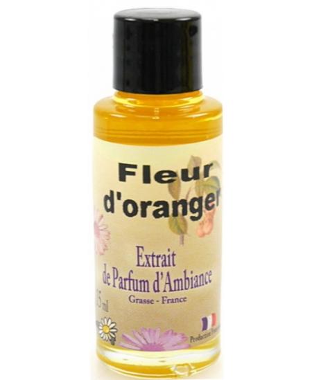 Zen'Arôme - Extrait de parfum d'Ambiance - Fleur D'Oranger - 15 Ml