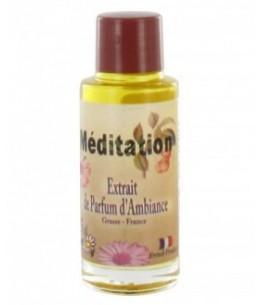 Zen'Arôme - Extrait de parfum d'ambiance - Méditation - 15 Ml