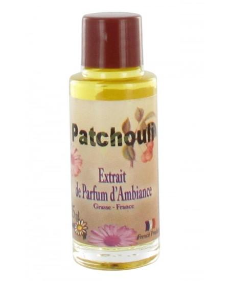 Zen'Arôme - Extrait de parfum d'Ambiance - Patchouli - 15 Ml