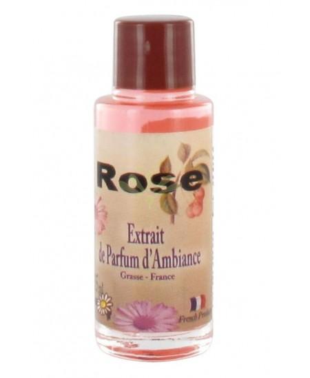 Zen'Arôme - Extrait de parfum d'Ambiance - Rose - 15 Ml