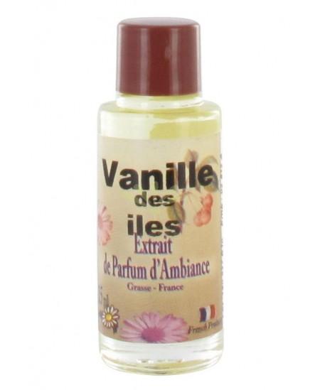 Zen'Arôme - Extrait de Parfum d'Ambiance - Vanille des Iles - 15 Ml