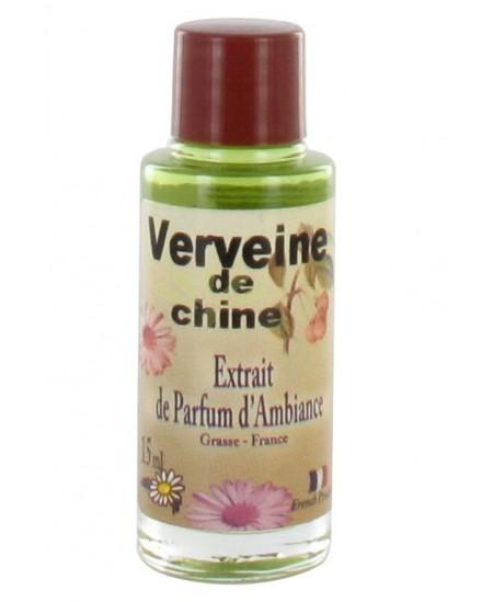 Zen'Arôme - Extrait de parfum d'Ambiance - Verveine De Chine - 15 Ml
