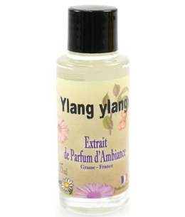 Zen'Arôme - Extrait de parfum d'Ambiance - Ylang Ylang - 15 Ml