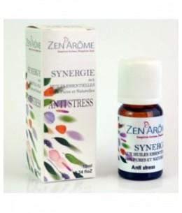 Zen'Arôme - Synergie d'huiles essentielles ANTI-STRESS - 10ml