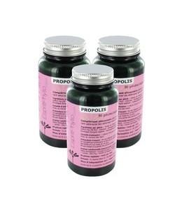EspritPhyto - Propolis - Cure de 3 mois (3 boîtes de 90 gélules)