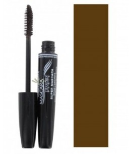 Lisandra Paris - Mascara Hypoallergénique Brun - 10 ml