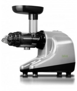 Zen & Pur - Extracteur de jus horizontal Vital Juicer 3 - Gris métal