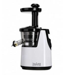 Zen & Pur - Extracteur de Jus Vertical Vital Juicer 2 - Blanc