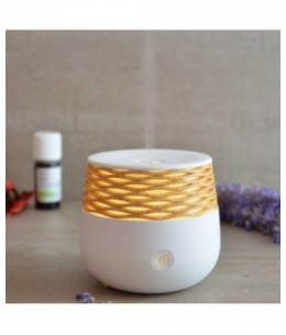 Zen'Arôme - Diffuseur d'huiles essentielles par ultrasons ABELLIA