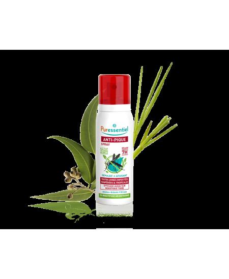 Puressentiel Anti-Pique - Spray - Répulsif + Apaisant