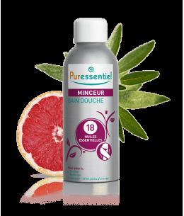 Puressentiel - Bain aux 18 huiles essentielles - Minceur - 100 Ml