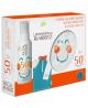 Alga Maris - Crème solaire enfant bio water resistant et lycra anti UV - 6/8 ans