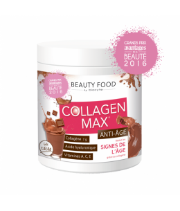 Biocyte - Collagen Max anti-âge - Goût cacao - 260 g