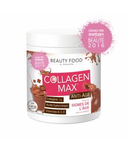 Biocyte - Collagen Max anti-âge - Goût cacao - 260 g