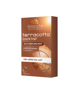 Biocyte - Terracotta Cocktail Autobronzant - 30 Comprimés