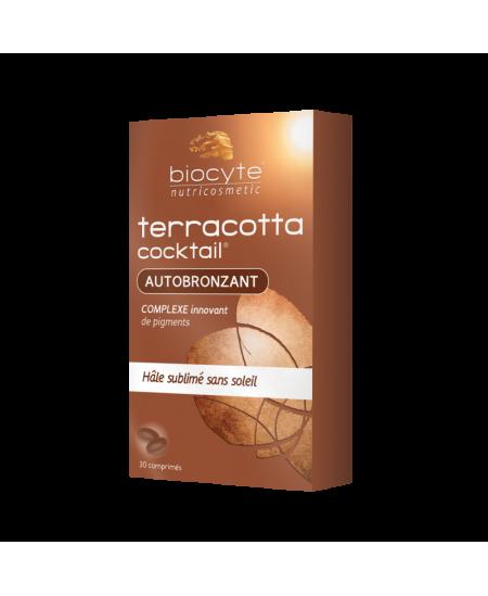 Biocyte - Terracotta Cocktail Autobronzant - 30 Comprimés