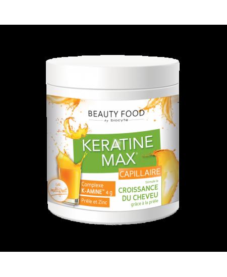 Biocyte - Keratine Max Capillaire - Goût Multifruit - 240 g