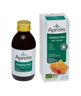 Aprolis - Tonique Sirop Bio Propolis, Gelée Royale et Acérola