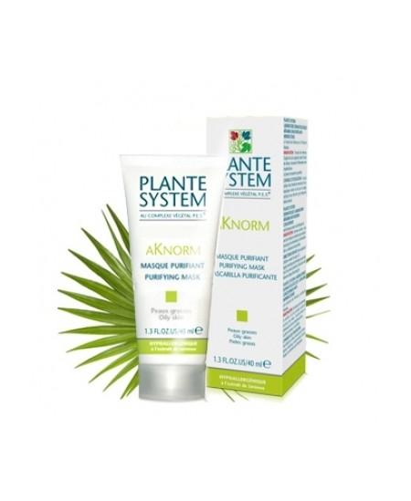 Plante System - Aknorm - Masque purifiant sans paraben