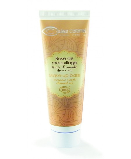 Couleur Caramel - Base blanche - 50 ml