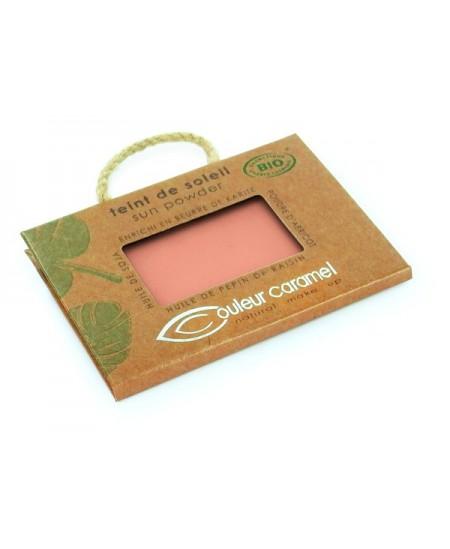 Couleur Caramel - Teint de soleil beige halé nacré (n°22)