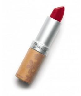 Couleur Caramel - Rouge à lèvres mat N°120 Rouge sombre