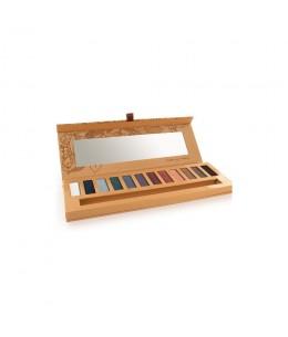 Couleur caramel - Palette Eye essential N°2