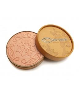 Couleur Caramel - Terre Caramel brun orangé nacré n°22