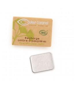 Couleur Caramel - Recharge ombre à paupières n°25 blanc nacrée