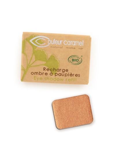 Couleur Caramel - Recharge ombre à paupières n°7 or cuivré nacrée