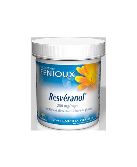 Fenioux - Resvéranol - 200 Gélules