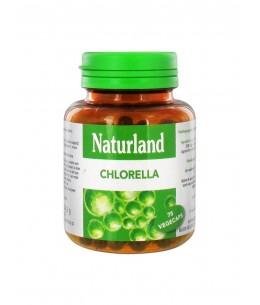 Naturland - Chlorella - 75 Végécaps