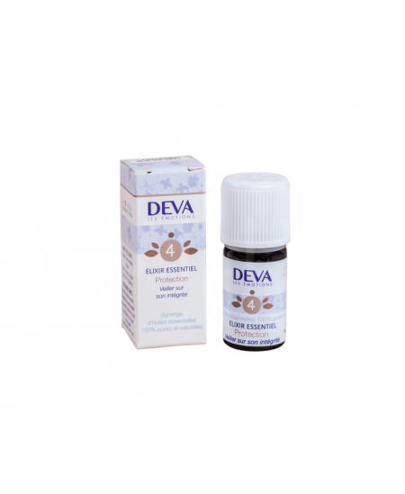 Deva - Elixir Essentiel - Protection N° 4 - 5 Ml