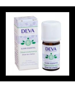 Deva - Elixir Essentiel - Désaccoutumance N° 6 - 5 Ml
