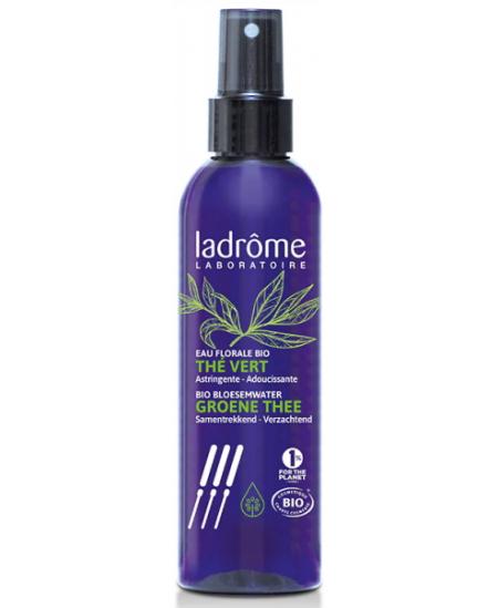 Ladrôme - Eau Florale Bio - Thé Vert - 200 Ml