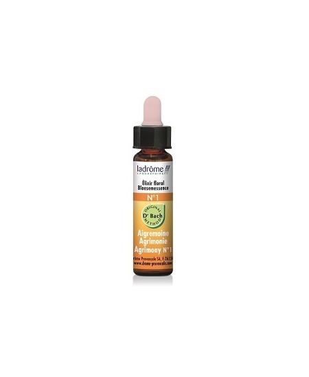 Ladrôme - Elixir Floral Bio - Aigremoine N° 1 - 10 Ml