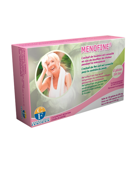 Fenioux - MénoFine - 120 Gélules