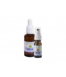 Deva - Spray Composé Floral Bio - Détente Corporelle N° 3 - 10 Ml