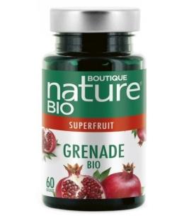 Boutique Nature - Grenade Bio - 60 Gélules      Catalogue Produits       V