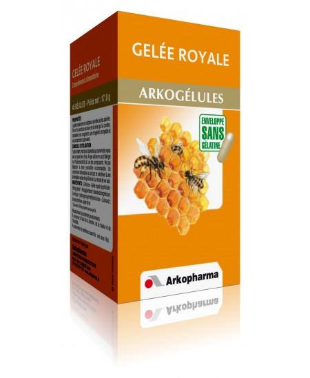 Arkopharma - ArkoGélules Gelée Royale - 50 Gélules
