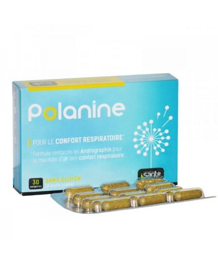 Santé Verte - Polanine - 30 Comprimés