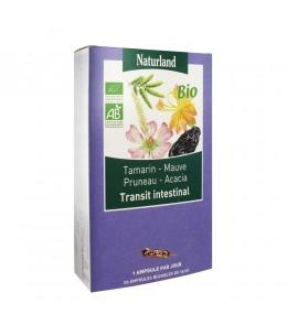 Naturland - Extrait fluide Bio - Tamarin, Mauve, Pruneau, Acacia
