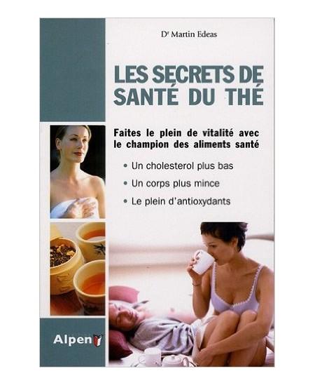 Alpen - Les secrets de santé du thé
