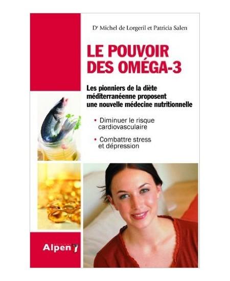 Alpen - Le pouvoir des Oméga 3