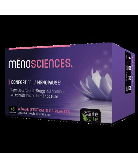 Santé Verte - Méno'Sciences - 45 Comprimés